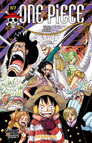 One Piece - Édition originale - Tome 67: Cool Fight