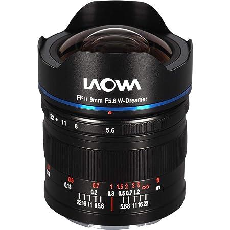 Venus Laowa 9mm f/5.6 FF RL Lens for Sony FE