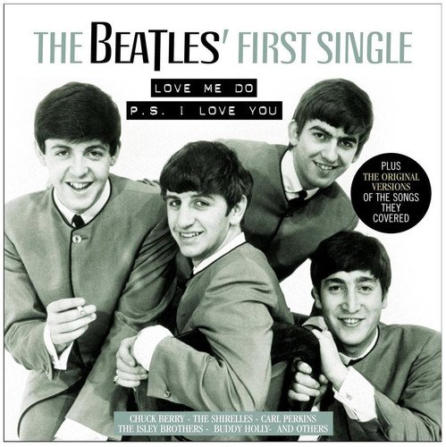 Beatles First Single: Love Me Do / PS I Love You (Vinyl)