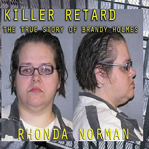 Killer Retard audiobook cover art