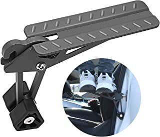 Sponsored Ad – COWVIE Foldable Automobile Door Stand Pedal - Access to Vehicle's Top Roof Both Feet Stand Pedal Ladder for...