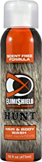 Elimishield HUNT Scent Eliminating Hair & Body Wash for Hunters, 16 oz