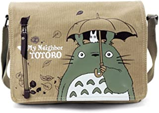 Maggift Anime Cute My Neighbor Totoro Shoulder Messenger Hand shoulders Cosplay Bag