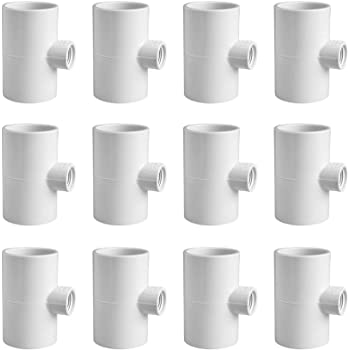 """12 1//2/"""" PVC Fittings Fits Automatic Water Drinker Chicken Coop Hen House Ranch"""