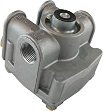 Brianna Auto Parts - BAP103010 - R-14 Relay Air Brake Spring and Service System Valve - Horizontal Delivery Ports