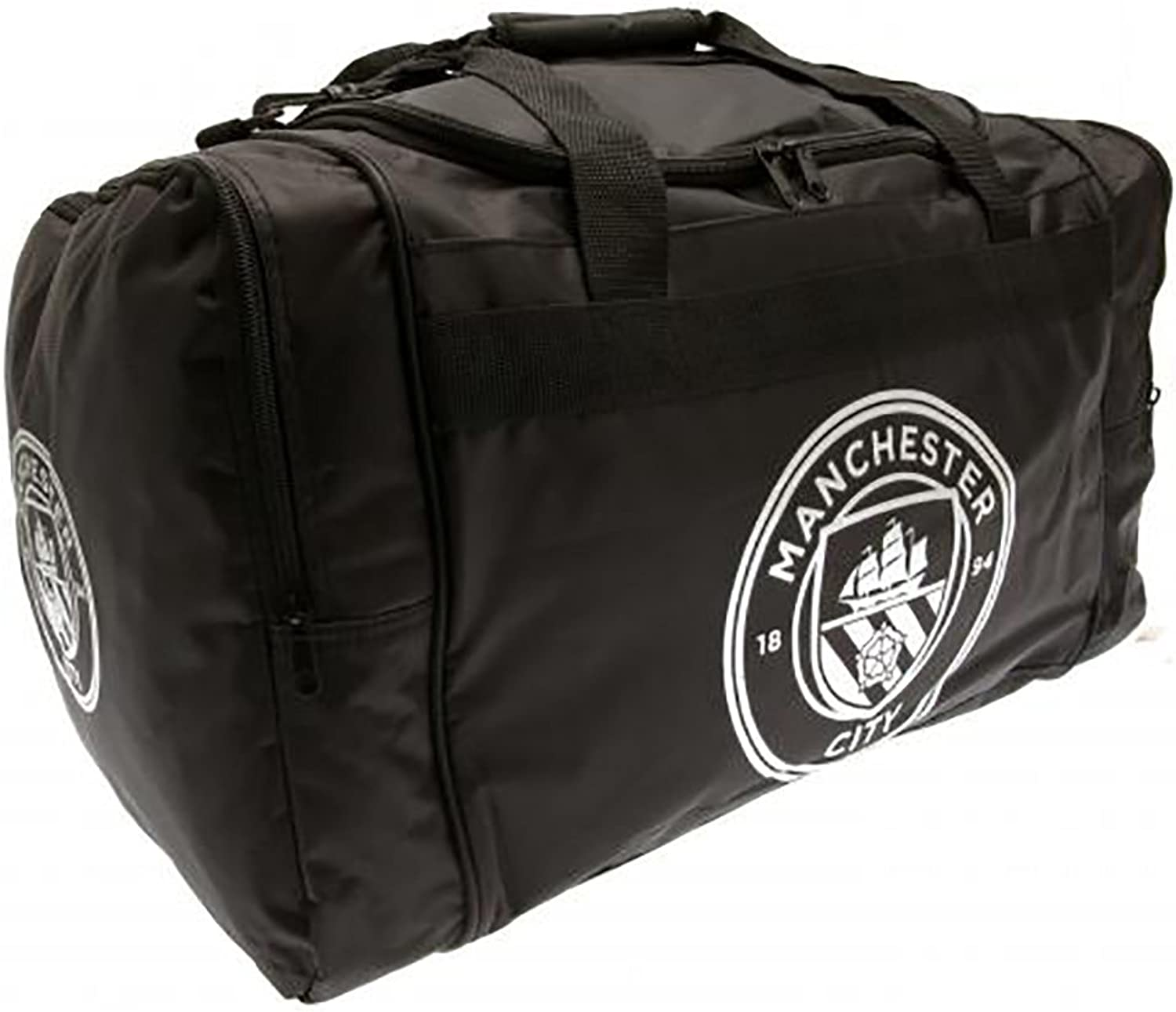 Official Licensed Manchester City F.C  Holdall (RT)
