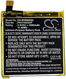 3000mAh Replacement Battery for Blackview BV6000, BV6000S