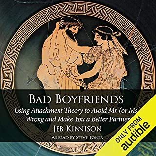 Bad Boyfriends audiobook cover art