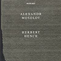 Mosolov Sonatas by HERBERT HENCK (2000-01-25)