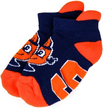 Syracuse Orange Newborn Baby Knit Cap and Socks Set