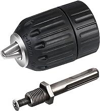 """flintronic® snelspanboorhouder met adapter SDS-plus, boorhouder SDS met 1/2"""" -20UNF Hex Chuck adapter, handmatige vergrend..."""