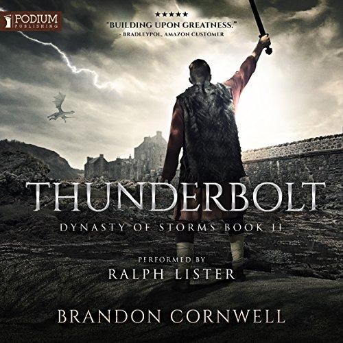 Thunderbolt audiobook cover art