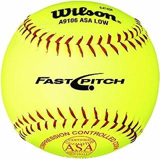 5113f75cbd9b8 Amazon.com: Wilson - Softballs / Baseball & Softball: Sports & Outdoors