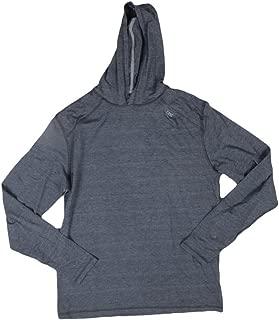 tasc performance carrollton long sleeve hood heather