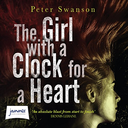 The Girl with a Clock for a Heart cover art