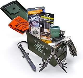 Acme Crate Survival-EDC-50mm Ammo Can Gift Set