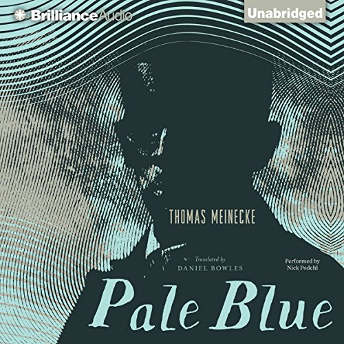 Pale Blue audiobook cover art