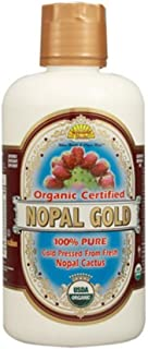Dynamic Health Nopal Gold Juice Og2 32 Fz