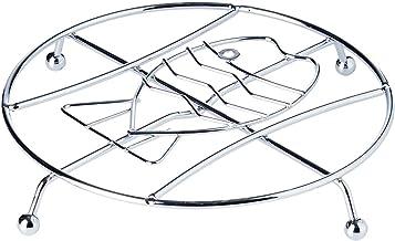 Vesta Chrome Pot/Steamer Rack (Fish), D15.3cm, 94506