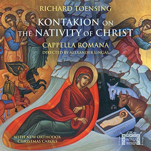 Kontakion on the Nativity of Christ: X.