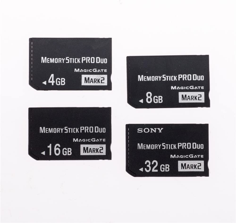 MS16GB High Speed Memory Stick Pro Duo Mark2 16gb for PSP Camera Memory Cards