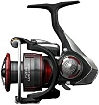 Daiwa FGLT2500D Fuego LT Spinning Reel with 6+1 5.3:1 FGLT2500D, Black