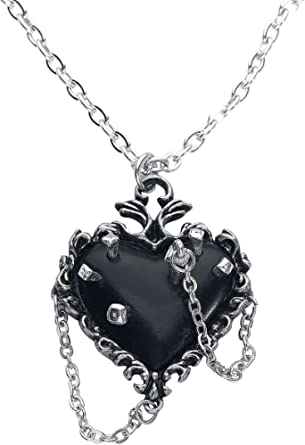Alchemy of England Witches Heart Pendant