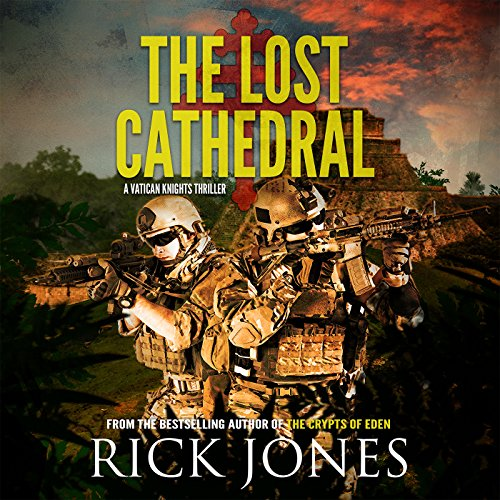 The Lost Cathedral audiobook cover art
