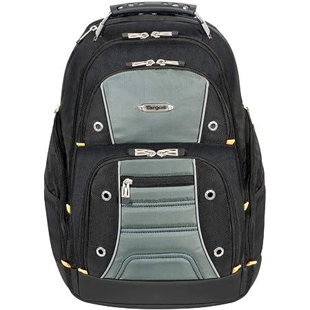 Black High Density Nylon Targus CDB1 Deluxe Backpack