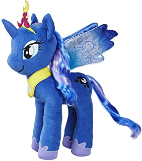 My little Pony Hasbro - E0430 Princess Luna - Knuffelplezier, 30cm