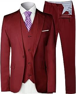 Best red suit outfit men Reviews