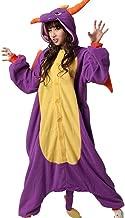 WOTOGOLD Animal Cosplay Costume Dragon Unisex Adult Pajamas