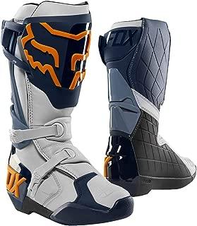 Fox Racing 2019 Comp R Boots (11) (Navy/Orange)