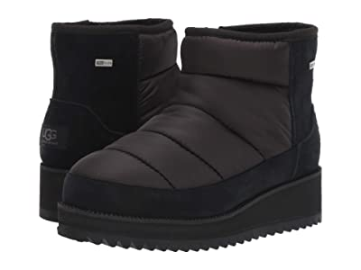 UGG Ridge Mini (Black) Women