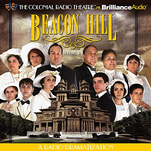 『Beacon Hill - Series 2』のカバーアート