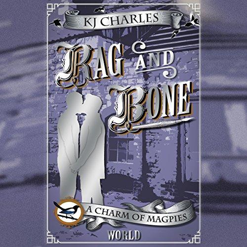Rag and Bone audiobook cover art