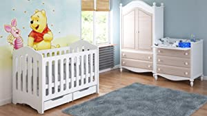 Cot Beds For Babies Drawers Included
