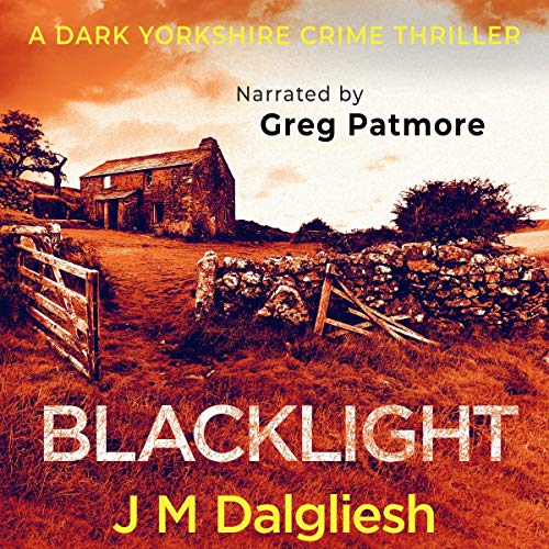 Blacklight audiobook cover art
