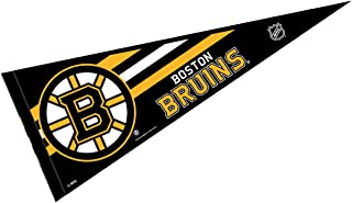 NHL Boston Bruins Pennant
