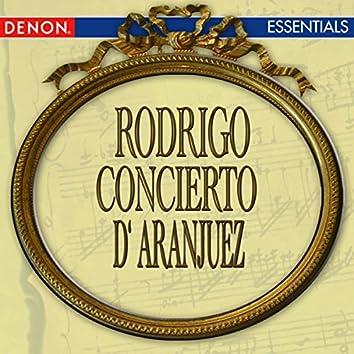 Rodrigo: Concierto D' Aranjuez