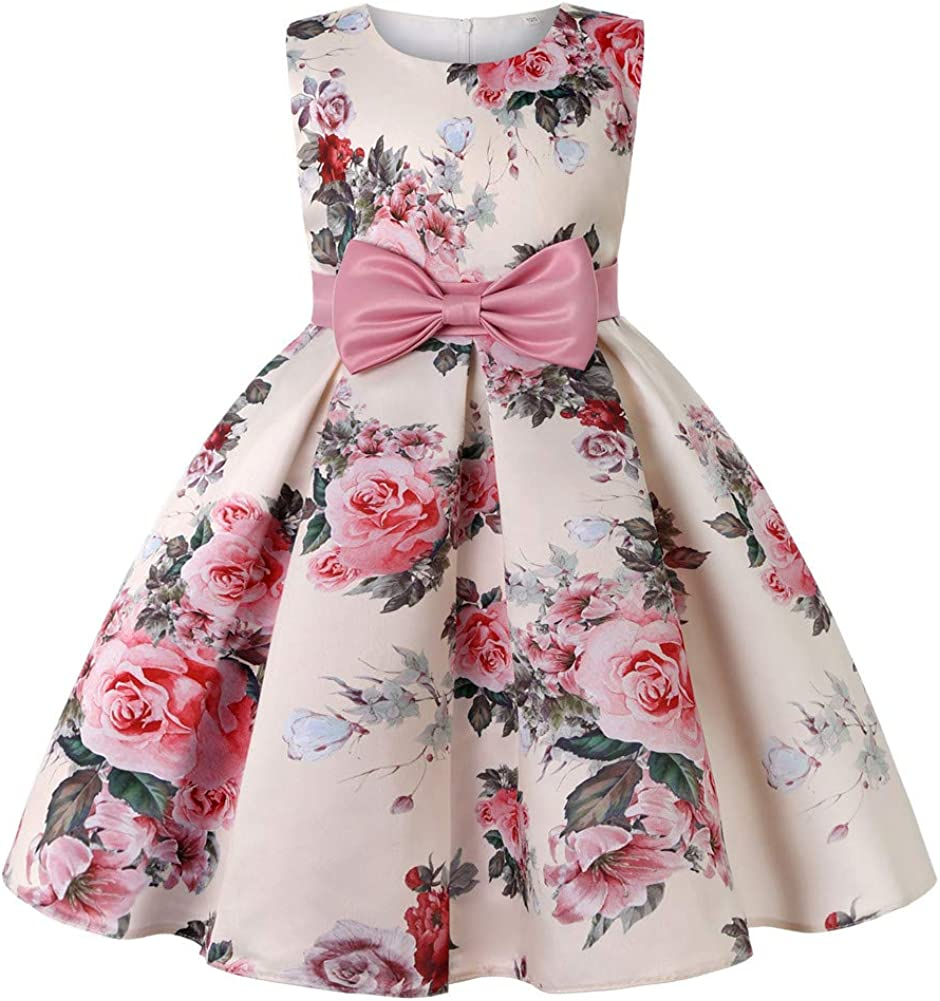 VEOAY Girls Pageant Party Dresses Max 58% OFF Puffy for F Toddler Dress Girl At the price