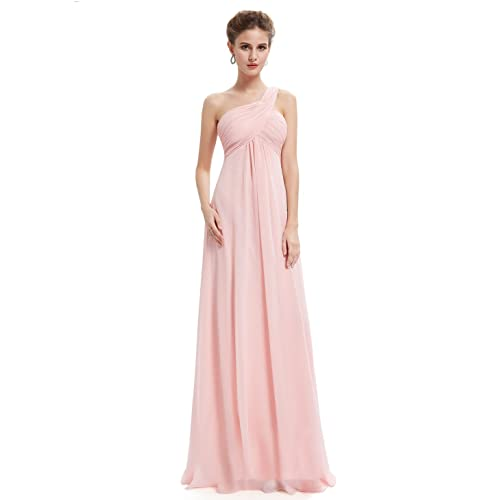 f6e7be4d65c7 Ever-Pretty Women s Formal One-Shoulder Maxi Evening Gown Dress 09816
