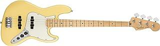 Fender エレキベース Player Jazz Bass®, Maple Fingerboard, Buttercream 右利き
