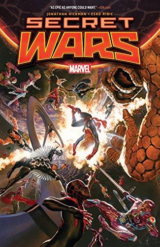 Secret Wars (Secret Wars (2015-2016)) (English Edition) - eBooks em Inglês  na Amazon.com.br