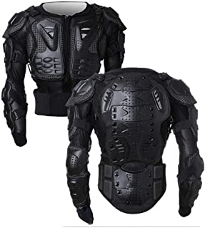 Motorcycle Full Body Armor Protector Pro Street Motocross...