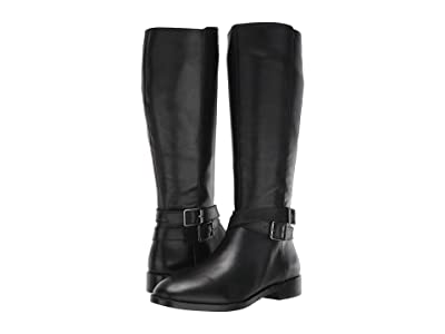 Aerosoles Martha Stewart Julia (Black Leather) Women