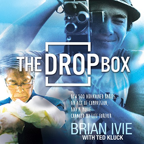 The Drop Box audiobook cover art