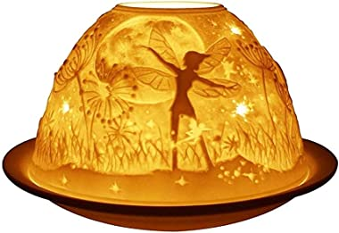 Welink Light-Glow Tealight Candle Holder, Night Fairies