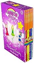 Rainbow Magic Jewel Fairies Collection Daisy Meadows 7 Book Set Series 4 (Vol 22 - 28)