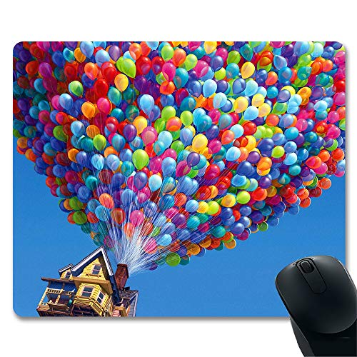 Famous Movie a String of Balloon Fly House Around to Record Follow Your Dreams Unique Design Gaming Mouse Pad